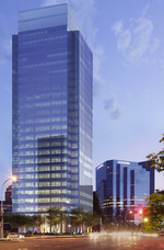 Beacon moving ahead with office tower in downtown Bellevue