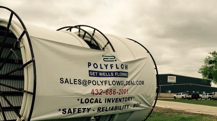 Polyflow LLC opens new operations yard and sale office in
