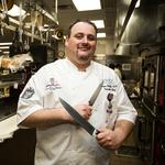 Rex <strong>chef</strong> shares the healing art of good food