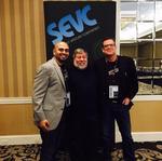 Wozniak charms hundreds of entrepreneurs, venture capitalists in Charlotte