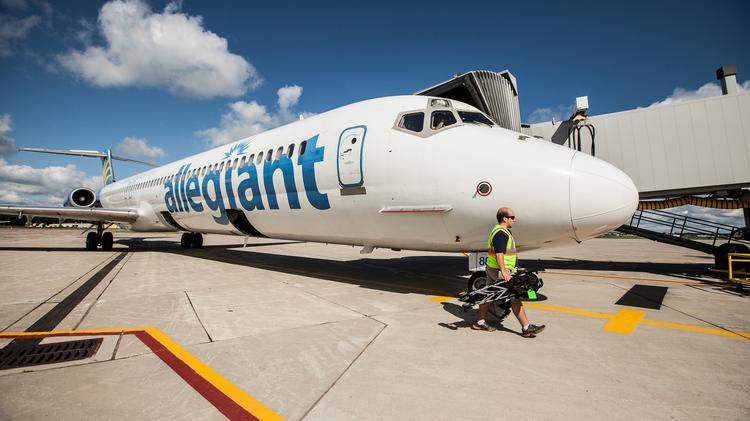 Allegiant Air Will Fly From Kc To Florida Starting In