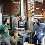 Albany Distilling Co. opening new store near city's warehouse district