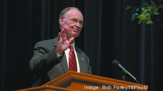 Do you think Alabama Gov. Robert Bentley will complete his term?