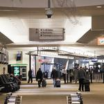 Which popular local brands are part of airport's big overhaul plans?