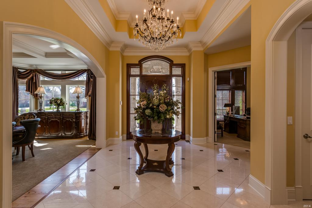 Home Saint Louis Foyer Unme : The most exquisite executive home imaginable st louis