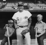 Bill Keating's baseball story: Congressman played game in <strong>Johnny</strong> <strong>Bench</strong>'s jersey