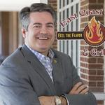 Spreading his wings: Sam Ballas has aggressive plans and uncompromising standards for hot restaurant franchise