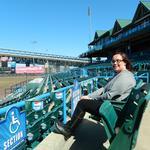 Local team's first female GM talks baseball, Freebie Fridays and more