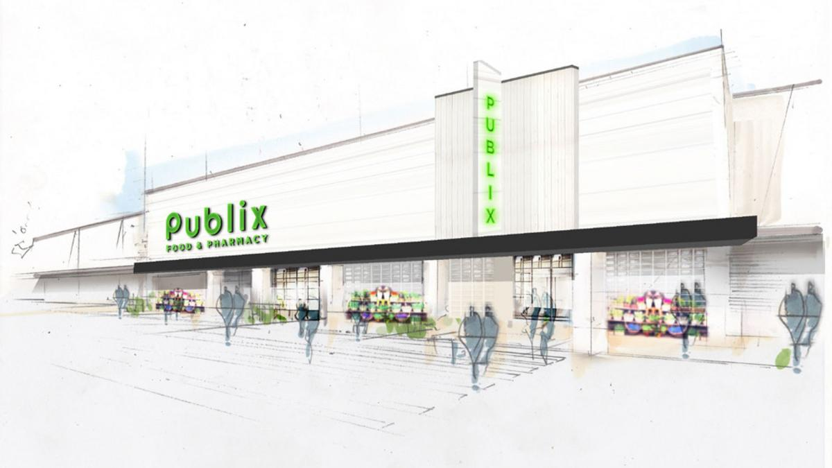 Grand opening set for long-awaited Moores Mill Publix - Atlanta ...