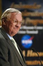 NASA to honor first man on the moon