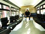 S.F. swank commuter bus service to auction off most of its fleet