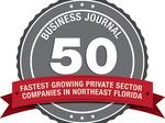 Are you one of Jacksonville's fastest-growing companies? Let us know