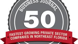 2013 Fastest-Growing Private Companies in Northeast Florida