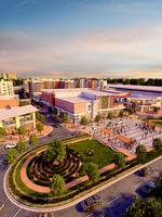 Landmark Mall remake primed for spring 2014 start
