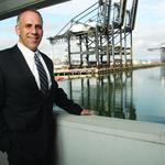<strong>John</strong> <strong>Wolfe</strong> plots course to win cargo back after slowdown at docks