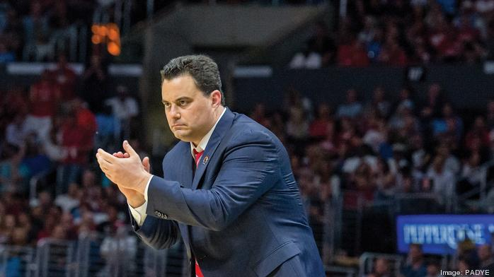 Arizona's Sean Miller benched after ESPN report on potential $100,000 payment