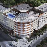 Dania Beach apartment project secure $16M construction loan