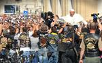 Holy Harley: <strong>Pope</strong> <strong>Francis</strong> selling hog for charity