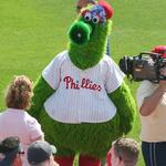 This season the Phillies have improved on the field & on TV