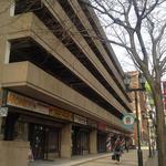 Brandywine seeks rezoning of Market Street parking garage