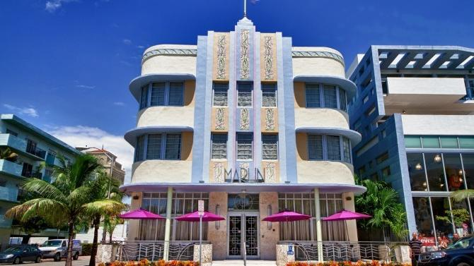 Marlin Hotel On Collins Avenue S For 9 5m South Florida Business Journal