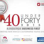 Here they are: our final 10 40 Under Forty honorees for 2015