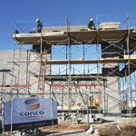 Conco advancing headquarters relocation project