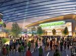 Bucks exec says 'live block' may not be finished when arena debuts