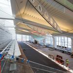 Eisenhower Airport terminal won't open until June