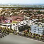 Developers kick off major mixed-use project near Nationals Park