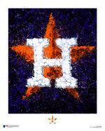 Artist reimagines logos for Houston Astros, other MLB teams
