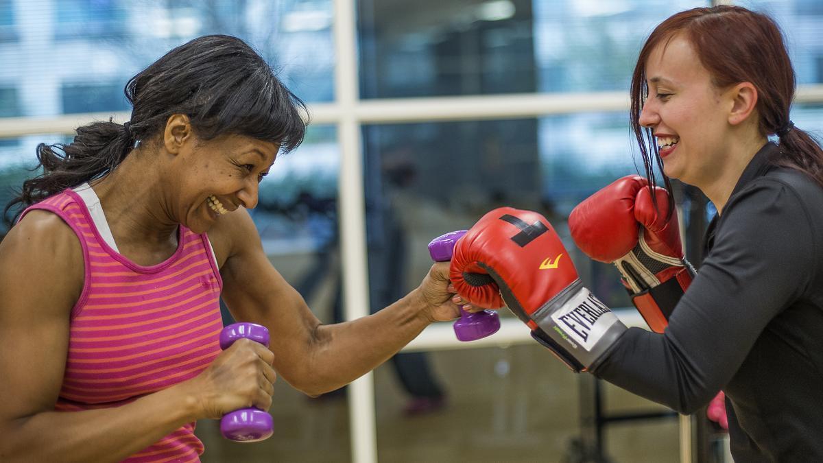 The Garage Kickboxing opening in Calera - Birmingham Business Journal
