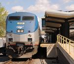 Amtrak's 'Track A Train' - there's no app for that