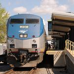 Have you taken the train lately? Amtrak has gotten more social