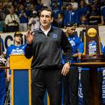 Coach K delivers priceless lesson for us