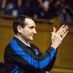 Coach K to give Duke commencement address