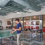 Interior office design in the millennial age