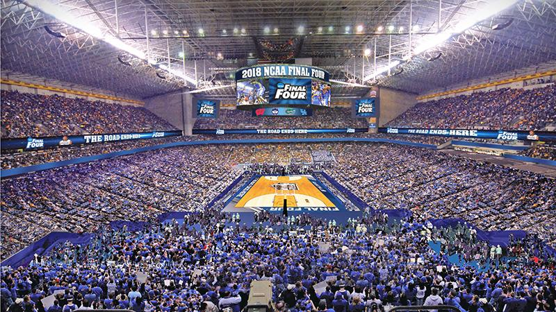 San Antonio And Alamodome Auditioning For Future Ncaa