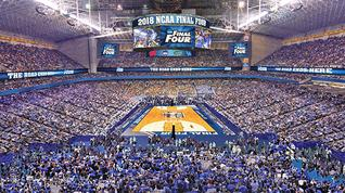 How excited are you to have the 2018 NCAA Men's Final Four come to San Antonio?