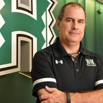 New Hawaii Athletic Director <strong>David</strong> Matlin is back in the game