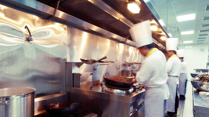 What is your restaurant sanitation score threshold?