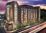 B.F. Saul Co. gets go-ahead on Colony House hotel plan