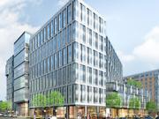 The Advisory Board Co. also considered 1001 Sixth St. NW, a planned project by Boston Properties and Steuart Investment Co.