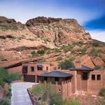 Photos: Family of SRP president puts mountainside Phoenix home on the market