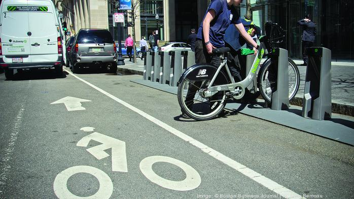 Boston's bike-sharing system is expanding in a big way
