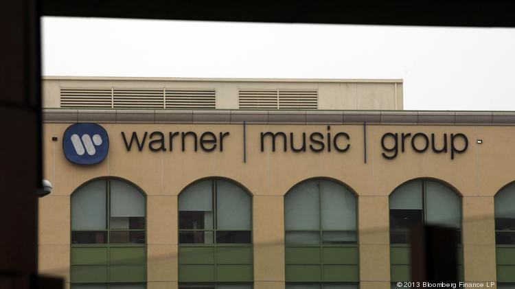 Warner Music Group names new CEO - New York Business Journal