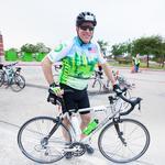 BP prez ready for his ninth year to bike to Austin