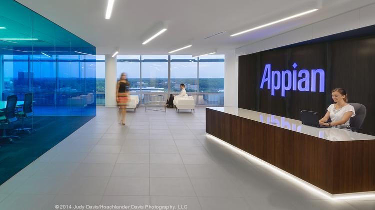 appian opens trading today on the nasdaq