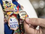 Business Journal getting into spirit of Fiesta medals
