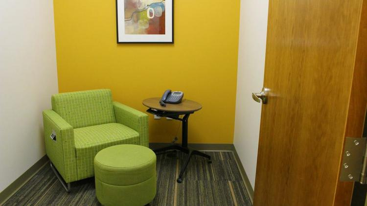Milwaukee\'s Coolest Offices: \'Quiet Room,\' wellness center serve ...